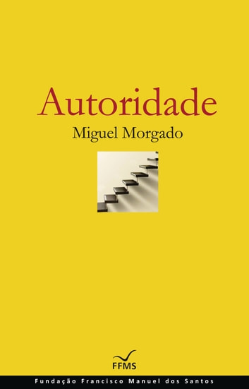 Autoridade ebook by Miguel Morgado