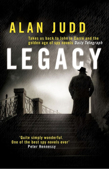 Legacy ebook by Alan Judd