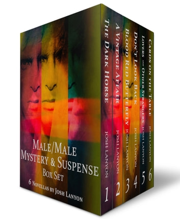 Malemale Mystery And Suspense Box Set 6 Novellas Ebook By Josh
