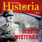 Olösta mysterier audiobook by