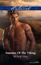 Summer Of The Viking ebook by Michelle Styles