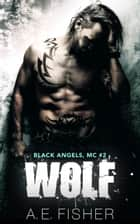 Wolf ebook by A.E. Fisher
