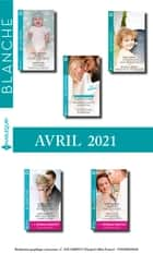 Pack mensuel Blanche : 10 romans + 2 gratuits (Avril 2021) ebook by