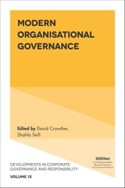 Modern Organisational Governance ebook by David Crowther, Shahla Seifi, David Crowther