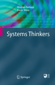 Systems Thinkers ebook by Magnus Ramage,Karen Shipp