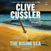 The Rising Sea audiobook by Clive Cussler, Graham Brown