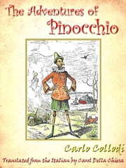 The Adventures of Pinocchio by Carlo Collodi [Annotated] ebook by Carlo Collodi