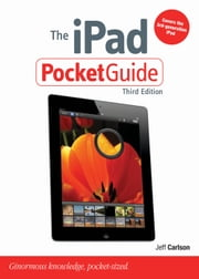 The iPad Pocket Guide ebook by Carlson, Jeff