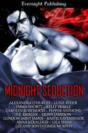Midnight Seduction ebook by Luxie Ryder