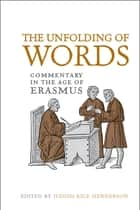 The Unfolding of Words ebook by Judith Rice  Henderson
