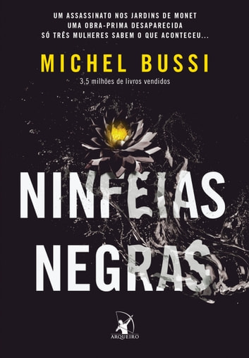 Ninfeias negras ebook by Michel Bussi
