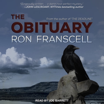 The Obituary audiobook by Ron Franscell