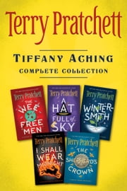 Tiffany Aching Complete Collection - 5 Books ebook by Terry Pratchett