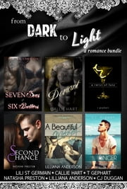 From Dark to Light (a romance bundle containing 7 titles from 6 bestselling authors) ebook by Lilliana Anderson,Lili Saint Germain,Callie Hart,T Gephart,Natasha Preston,C.J Duggan