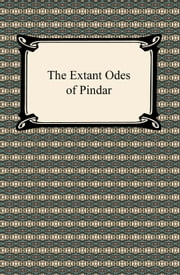The Extant Odes of Pindar ebook by Pindar