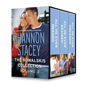 The Kowalskis Collection Volume 2 - An Anthology ebook by Shannon Stacey