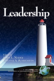 Leadership . The Research In Management Series. ebook by Neider, Linda, L