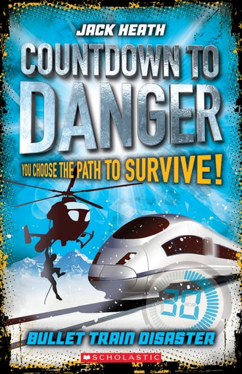 Bullet Train Disaster ebook by Jack Heath