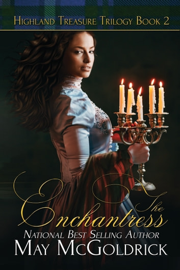 The Enchantress ebook by May McGoldrick