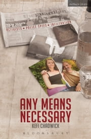 Any Means Necessary ebook by Kefi Chadwick