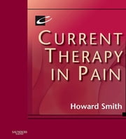 Current Therapy in Pain ebook by Howard S. Smith