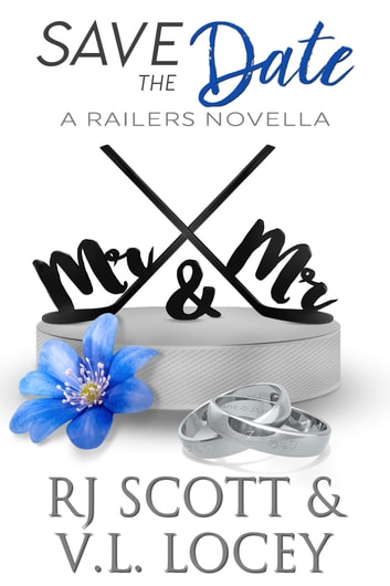 Save the Date ebook by RJ Scott,V. L. Locey