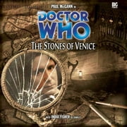 The Stones of Venice audiobook by Paul Magrs