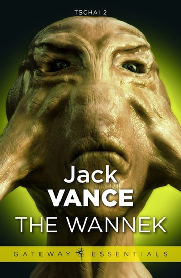 The Wannek ebook by Jack Vance