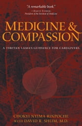 Medicine and Compassion - A Tibetan Lama's Guidance for Caregivers ebook by Chokyi Nyima Rinpoche,David R Shlim, M.D.,Harvey Fineberg
