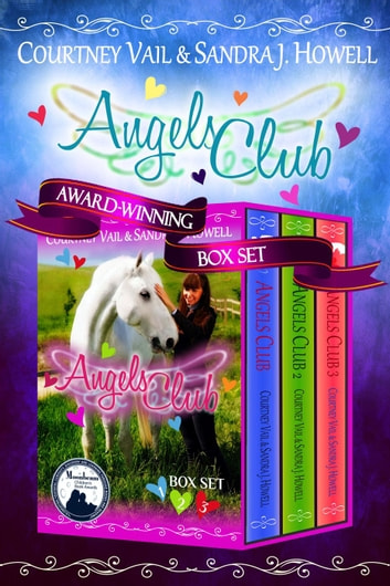 Angels Club Box Set - Angels Club ebook by Courtney Vail,Sandra J. Howell