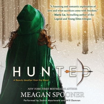 Hunted audiobook by Meagan Spooner