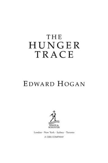 The Hunger Trace ebook by Edward Hogan