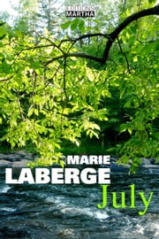 July ebook by Marie Laberge