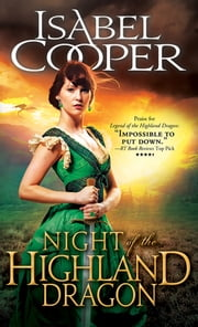 Night of the Highland Dragon ebook by Isabel Cooper