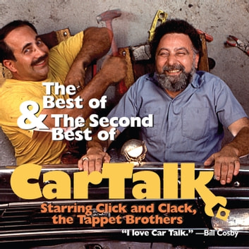 The Best and the Second Best of Car Talk audiobook by Ray Magliozzi,Tom Magliozzi