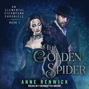 The Golden Spider audiobook by Anne Renwick
