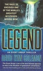 Legend - An Event Group Thriller ebook by David L. Golemon