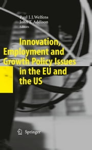 Innovation, Employment and Growth Policy Issues in the EU and the US ebook by Paul J.J. Welfens,John T. Addison