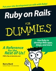 Ruby on Rails For Dummies ebook by Barry A. Burd