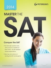 Master the SAT 2014 ebook by Peterson's