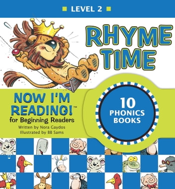 Now I'm Reading! Level 2: Rhyme Time ebook by Nora Gaydos