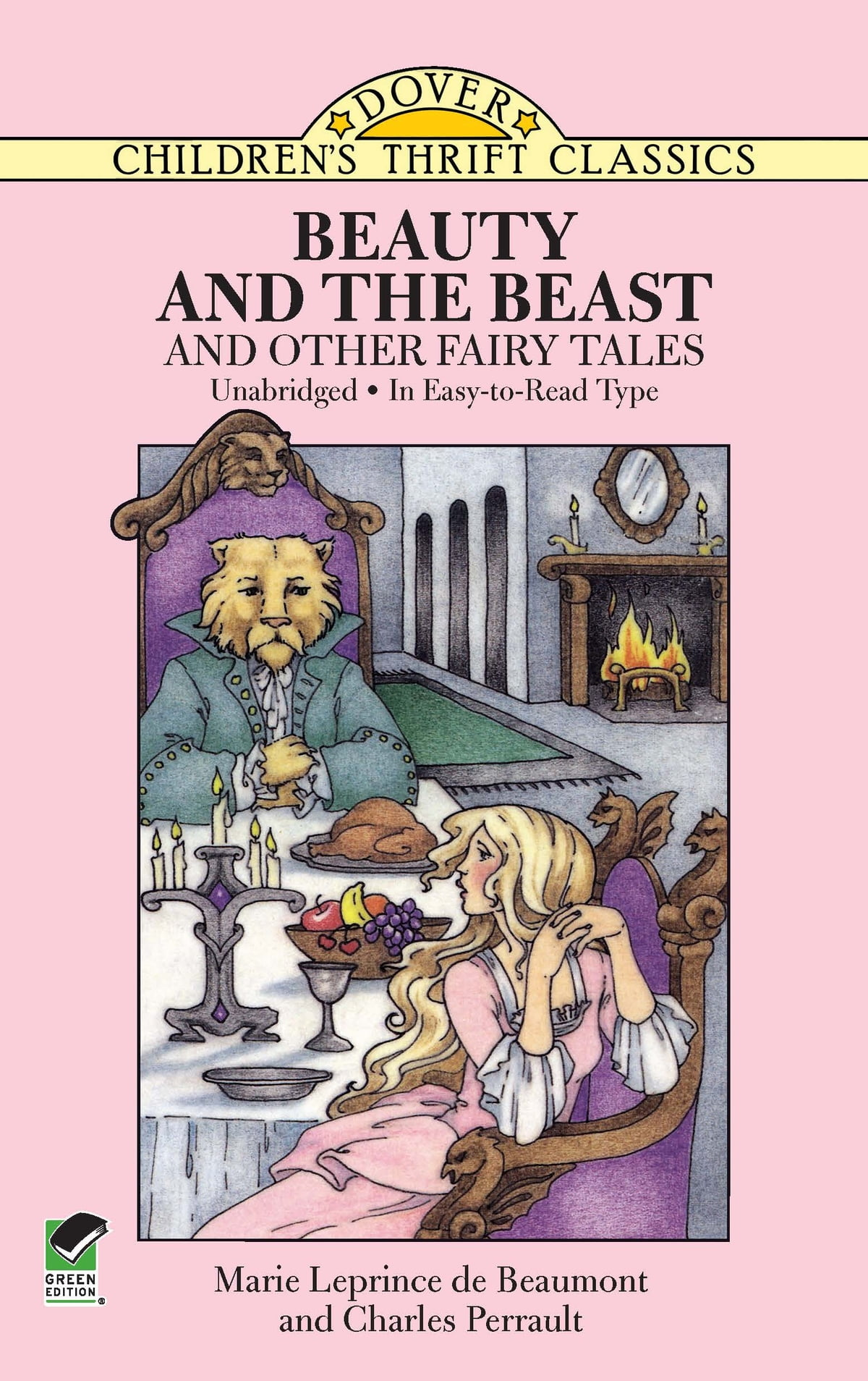 Beauty and the Beast and Other Fairy Tales ebook by Marie Leprince de  Beaumont - Rakuten Kobo