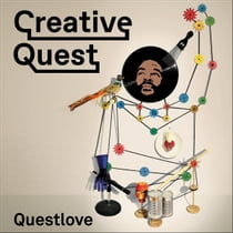 Creative Quest audiobook by Questlove, Questlove, Fred Armisen, Tariq Trotter, Dion Flynn, Robin Thede, Norm MacDonald
