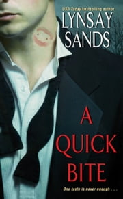 A Quick Bite ebook by Lynsay Sands