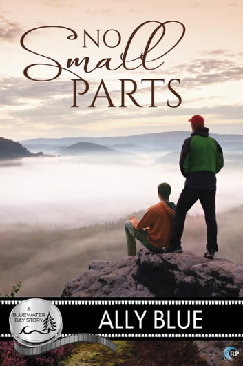 No Small Parts ebook by Ally Blue