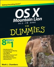OS X Mountain Lion All-in-One For Dummies ebook by Mark L. Chambers