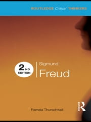 Sigmund Freud ebook by Pamela Thurschwell