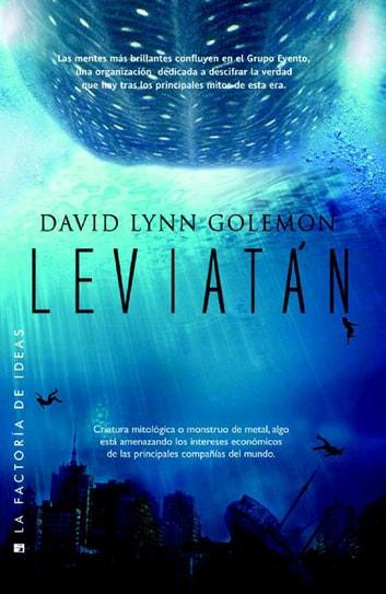 Leviatán ebook by David Lynn Golemon