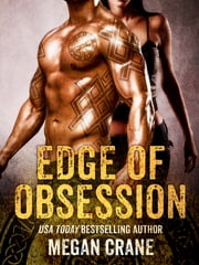 Edge of Obsession - (Viking Dystopian Romance) ebook by Megan Crane