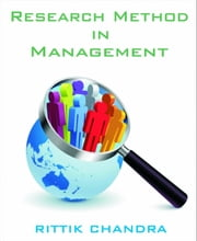 Research Method in Management ebook by Rittik Chandra